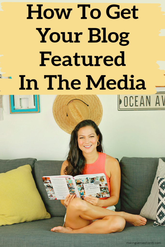 How To Get Your Blog Featured In The Media