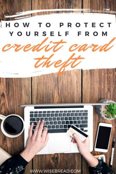 It's better to be proactive about avoiding credit card theft so you're not stuck with the cleanup. Here's how you can protect yourself from credit card theft.  #Creditcard #creditcardtheft #personalfinances