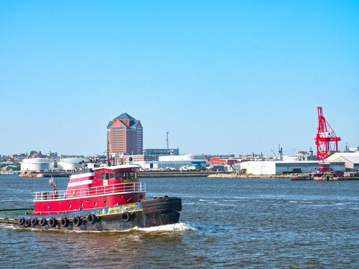 Port of Baltimore, Maryland tugboat